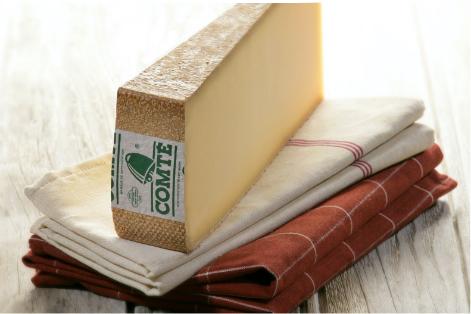 Le Comté, le fromage majuscule