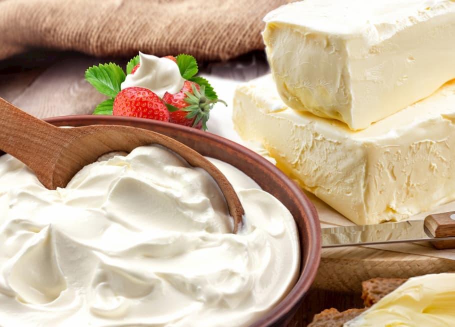 La Crème et le Beurre de Bresse