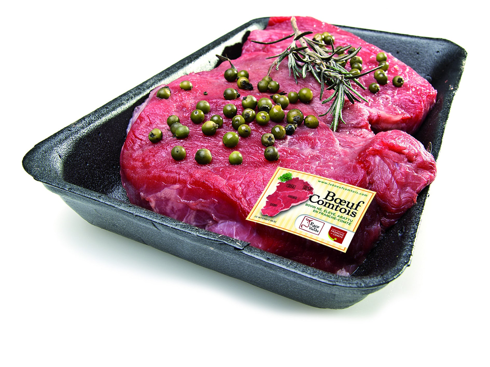Le Boeuf Comtois : une viande de terroir